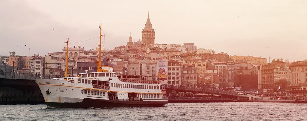 Istanbul aan het water