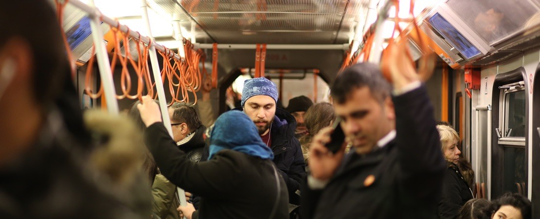 Metro in Turkey